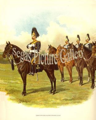 Queens Own Royal Glasgow Yeomanry Cavalry